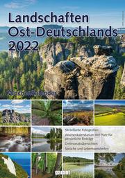 Landschaften Ost-Deutschlands 2022