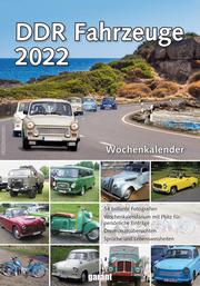 DDR Fahrzeuge 2022