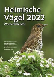 Heimische Vögel 2022