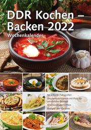 DDR Kochen - Backen 2022