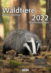 Waldtiere unserer Heimat 2022