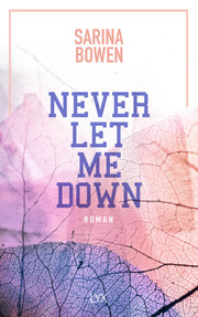 Never Let Me Down - Cover