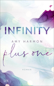 Infinity Plus One - Cover