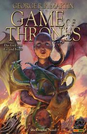 Game of Thrones - Das Lied von Eis und Feuer, Bd. 4 - Cover