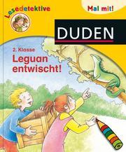 Lesedetektive - Leguan entwischt!