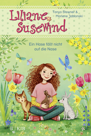 Liliane Susewind - Ein Hase fällt nicht auf die Nase