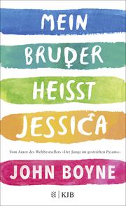 Mein Bruder heißt Jessica - Cover