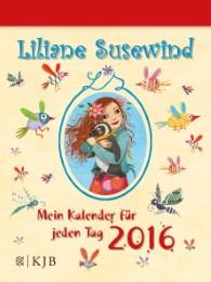 Liliane Susewind - Mein Kalender für jeden Tag 2016