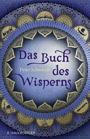 Das Buch des Wisperns - Cover