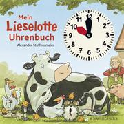 Mein Lieselotte Uhrenbuch - Cover