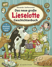 Das neue große Lieselotte Geschichtenbuch - Cover