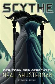 Scythe - Der Zorn der Gerechten - Cover