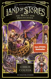 Land of Stories - Das magische Land 5: Die Macht der Geschichten - Cover