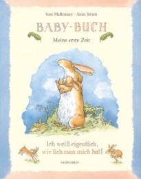 Baby-Buch - Meine erste Zeit