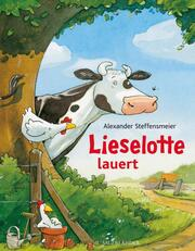 Lieselotte lauert - Cover