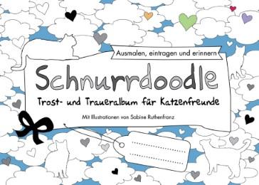 Schnurrdoodle - Trost- und Traueralbum für Katzenfreunde