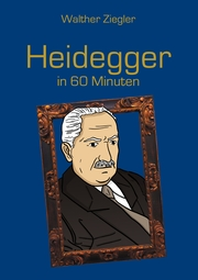 Heidegger in 60 Minuten - Cover