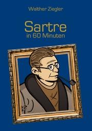 Sartre in 60 Minuten - Cover