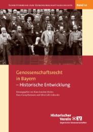 Genossenschaftsrecht in Bayern