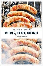 Berg, Fest, Mord - Cover