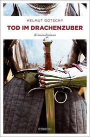 Tod im Drachenzuber - Cover