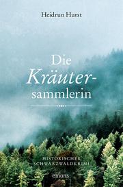 Die Kräutersammlerin - Cover