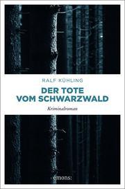 Der Tote vom Schwarzwald - Cover