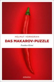 Das Makarov-Puzzle - Cover