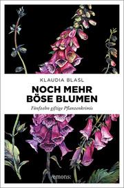 Noch mehr böse Blumen - Cover