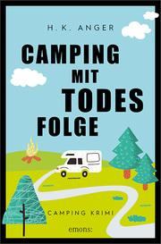 Camping mit Todesfolge - Cover