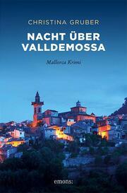 Nacht über Valldemossa