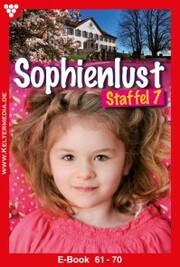 Sophienlust Staffel 7 - Familienroman