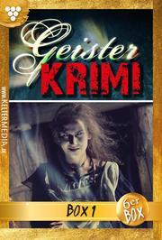 Geister-Krimi Jubiläumsbox 1