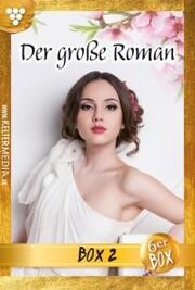 Der große Roman Jubiläumsbox 2 - Liebesroman