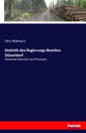 Statistik des Regierungs-Bezirkes Düsseldorf