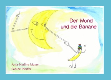 Der Mond und die Banane