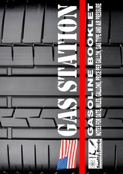 Gas Station - Gasoline booklet - Sueltz Books International
