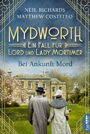 Mydworth - Bei Ankunft Mord - Cover