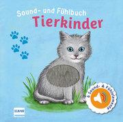 Sound- und Fühlbuch Tierkinder