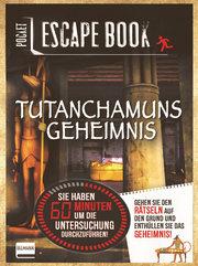 Pocket Escape Book (Escape Room, Escape Game)