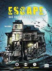 Escape - Das Haus der 1.000 Rätsel