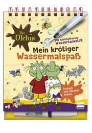 Die Olchis - Mein krötiger Wassermalspaß (Magic Water Colouring)