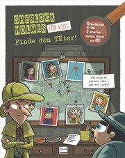 Finde den Täter - Sherlock Holmes für Kids