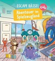 Escape Rätsel Kids - Abenteuer im Spielzeugland