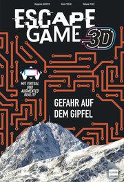 Escape Game 3D - Gefahr auf dem Gipfel