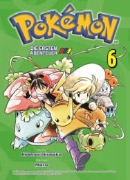 Pokémon - Die ersten Abenteuer 6