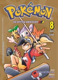 Pokémon - Die ersten Abenteuer 8