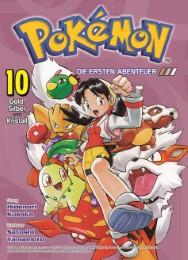 Pokémon - Die ersten Abenteuer 10