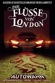 Die Flüsse von London - Graphic Novel 1