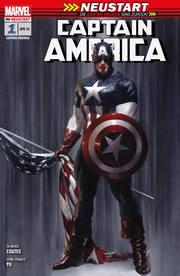 Captain America - Neustart 1